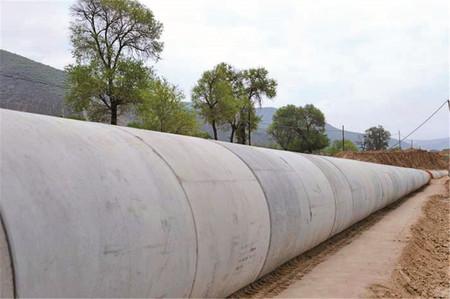 甘肃引洮供水工程