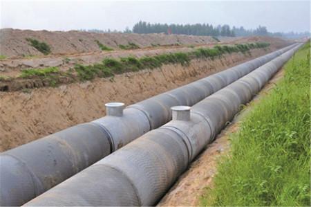 河北省南水北调廊涿干渠供水配套工程