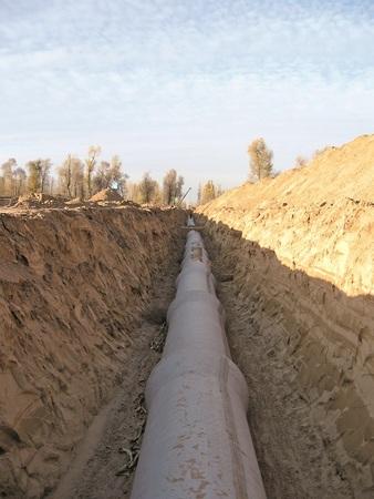 内蒙阿盟扬水工程一泵站