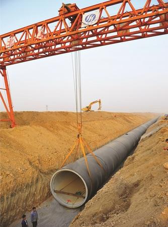 河南省南水北调鹤壁供水配套工程