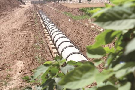 渭北工业园湾子水厂工程