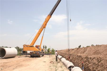 渭北工业园湾子水厂工程1