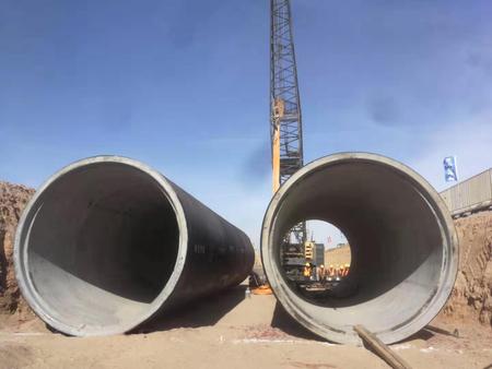 银川都市圈城乡西线供水工程
