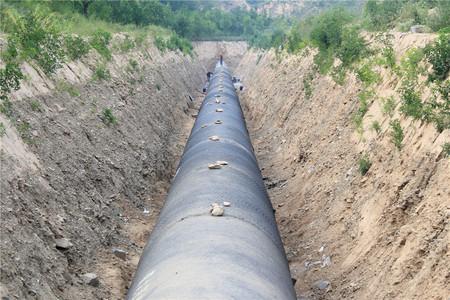 延安黄河饮水工程