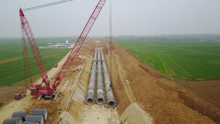鄂北水资源配置工程