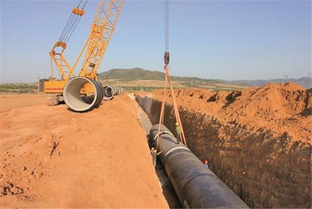 山西省辛安泉供水改扩建工程